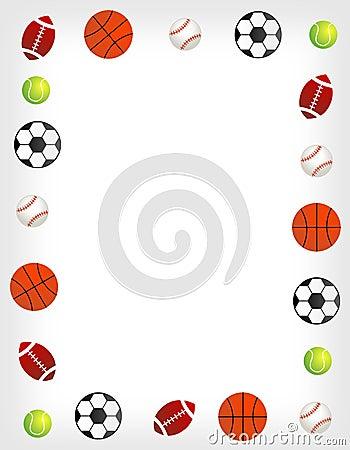 Free Sport Balls Royalty Free Stock Image - 14556486