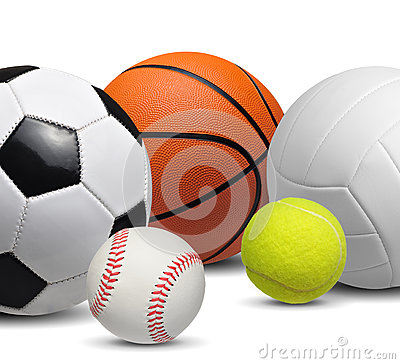 Free Sport Balls Stock Photos - 62011443