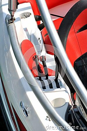 Sport boat controller