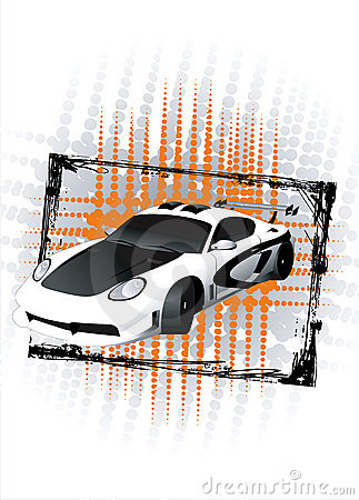 Free Sport Car 02 Royalty Free Stock Images - 6571879