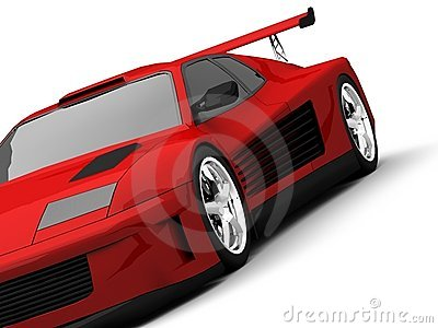 Sport car Editorial Stock Photo