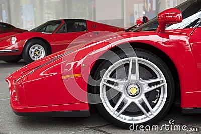 Sport car Editorial Photography