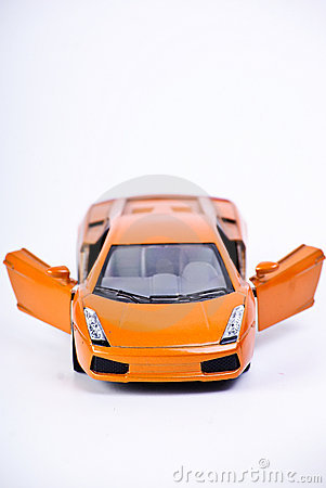 Sport car model