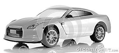 Sport car toy.