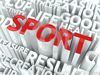 Sport Concept.