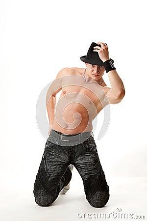 Sport dancer