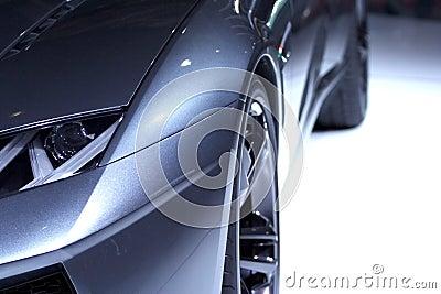 Sport design car