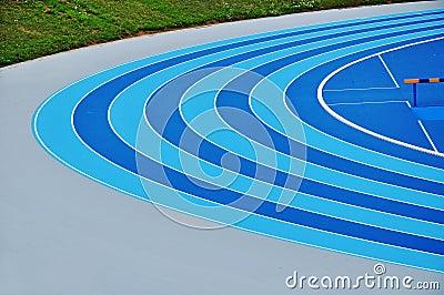 Sport field lines