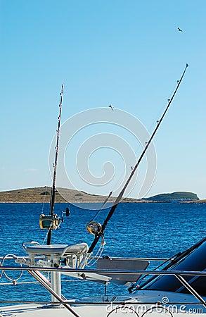 Sport Fishing Boat for big game fishing