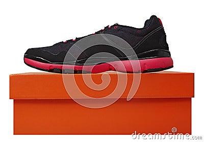 Sport fitness shoe