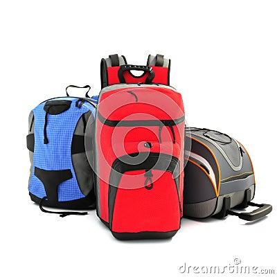 Sport hiking backpacks