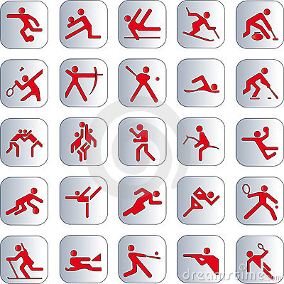 Free Sport Icon Stock Photo - 5100990