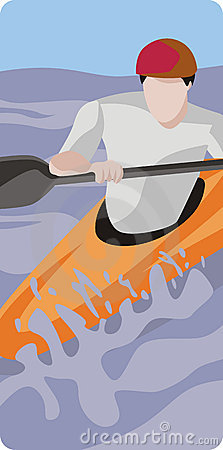 Sport illustration series