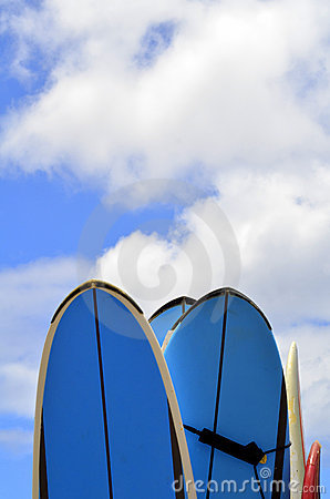 Sport Image Of Surfboards