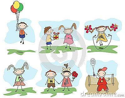 Sport, leisure and friendship