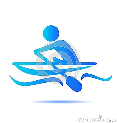 Free Sport Logo Royalty Free Stock Photo - 52474645