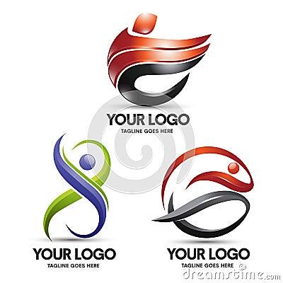 Free Sport Logo Royalty Free Stock Photography - 56660387