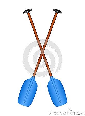 Sport oars