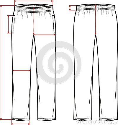 Free Sport Pants Royalty Free Stock Photos - 115590158