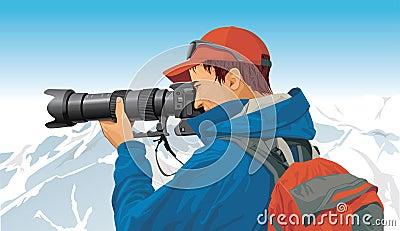 Sport photographer