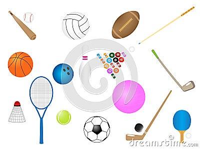 Sport requisites