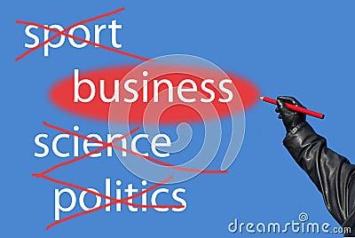 Sport?Science?Politics?Business!