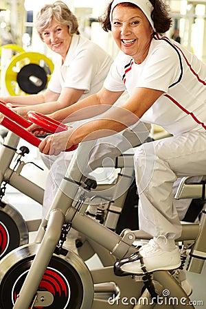 Sport for seniors
