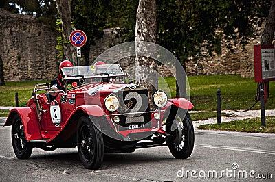 665 Sport Superba Zagato