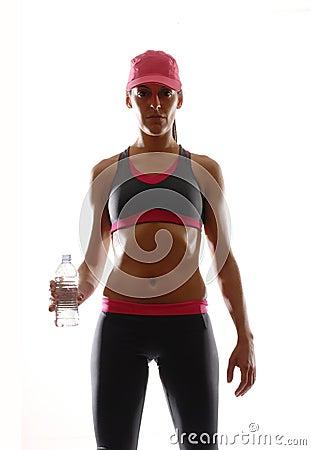 Sport water.