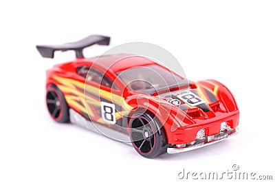 Sporting car