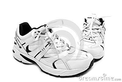 Sportlicher Schuh