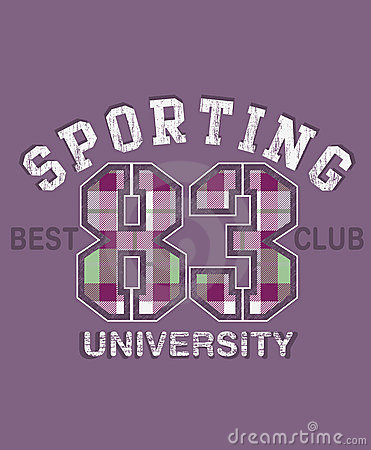 Sportowy projekta uniwersytet