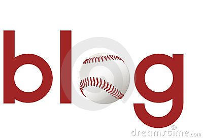 Sports blog about baseball