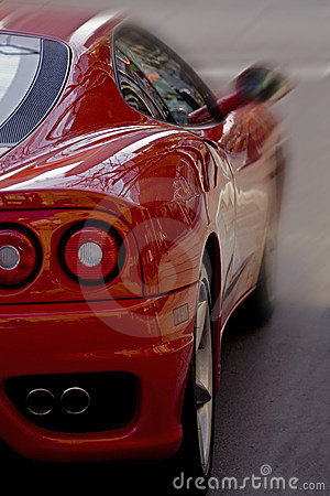 Free Sports Car Royalty Free Stock Photography - 6212417