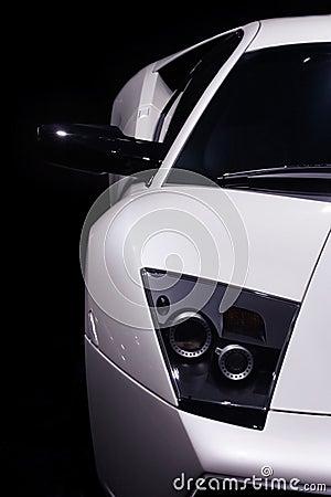 Sports Car Face