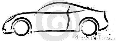 Sports Car Profile