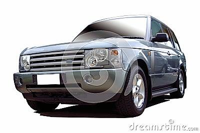 Sports car SUV
