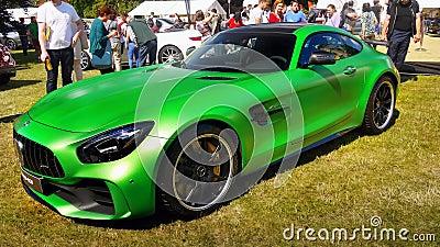 Sports Cars, Mercedes AMG GT R