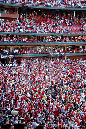 Sports crowd  Editorial Image