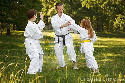 Sports de famille