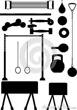 Sports equipment (circuit).