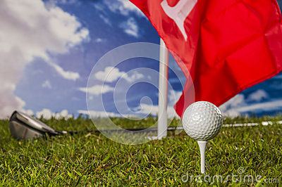 Sports equipment, golf