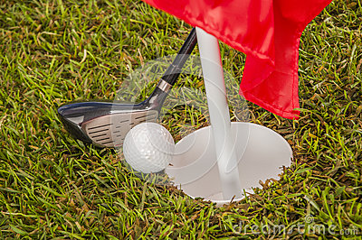 Sports equipment, golf