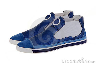 Sports footwear