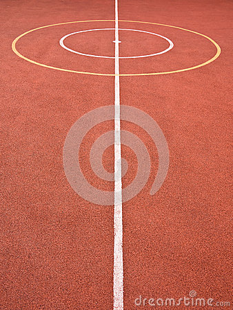 Sports Games Lines and Circles