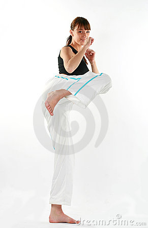 Free Sports Girl Royalty Free Stock Photography - 2699287