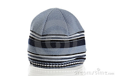 Sports knitted cap