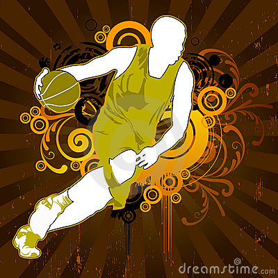 Sports man