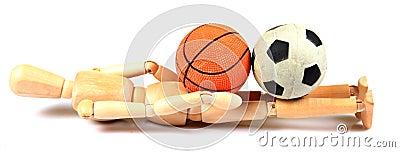 Sports pressure