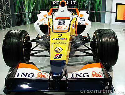 Sports Racing Car Editorial Stock Photo